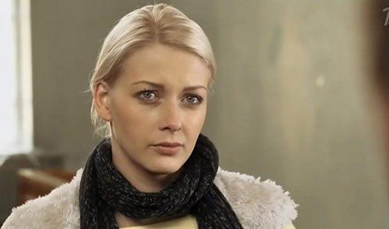Любава Грешнова в сериале «Личная жизнь следователя Савельева»