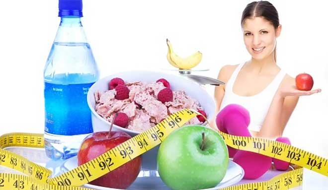 Любая эффективная диета для похудения живота и боков нуждается в дополнительных «помощниках»