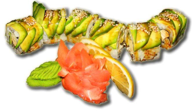 Любители суши могут запастись маринованным имбирем