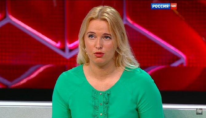 любовница Радимова