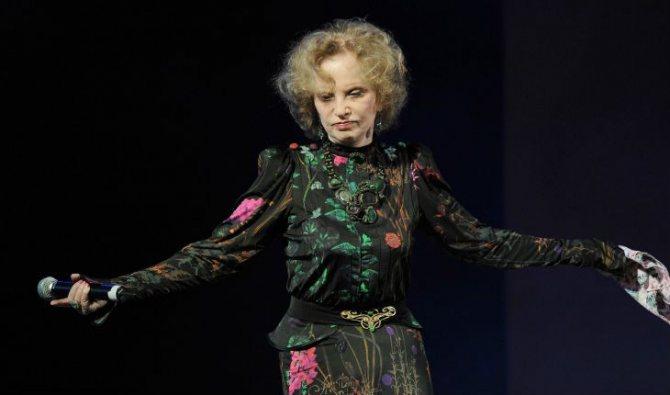 Людмила Гурченко в последние годы жизни