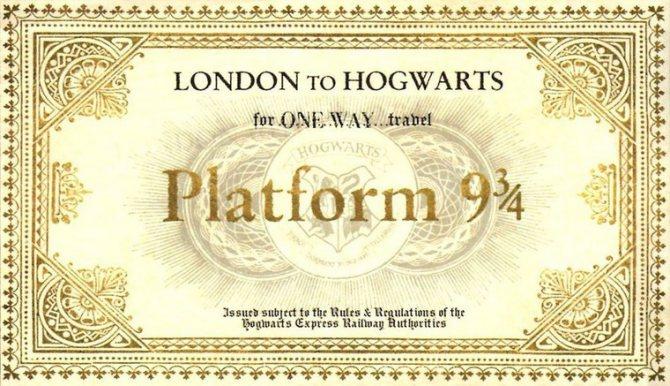 Магия праздника 50 классных идей для вечеринки в стиле Гарри Поттера, фото № 4