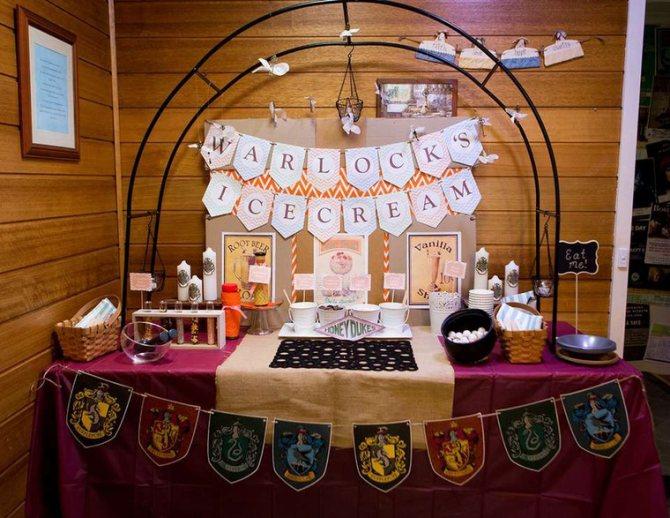 Магия праздника 50 классных идей для вечеринки в стиле Гарри Поттера, фото № 6