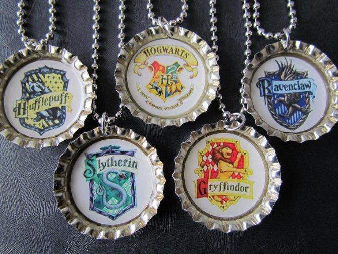 Магия праздника 50 классных идей для вечеринки в стиле Гарри Поттера, фото № 10