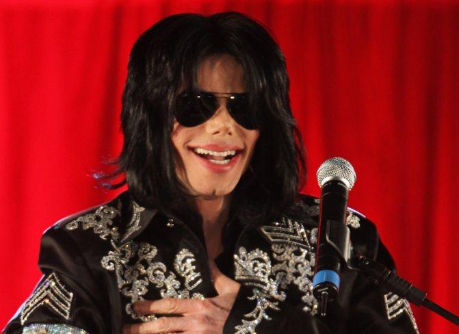 Майкл Джексон анонсирует свой финальный тур на пресс-конференции, 2009 год.