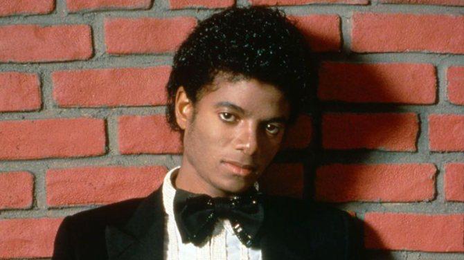 "Майкл Джексон на промо-фото к прорывному альбому ""Off the Wall"", 1979 год."
