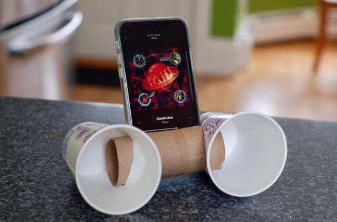 make your iphone speakers sound louder3 - Полезные советы и хитрости для дома