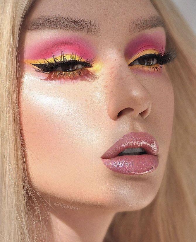 макияж 2020 модные тенденции