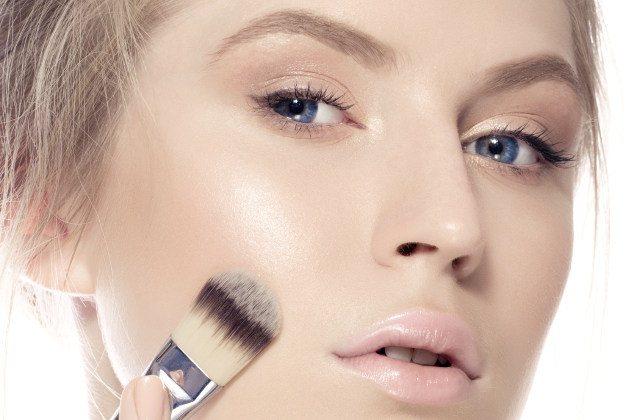 макияж для деловой встречи