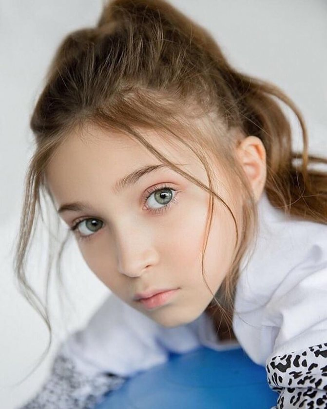 макияж для девочки 13 лет
