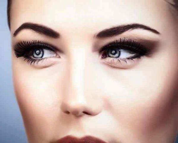 макияж для выпуклых глаз пошаговое