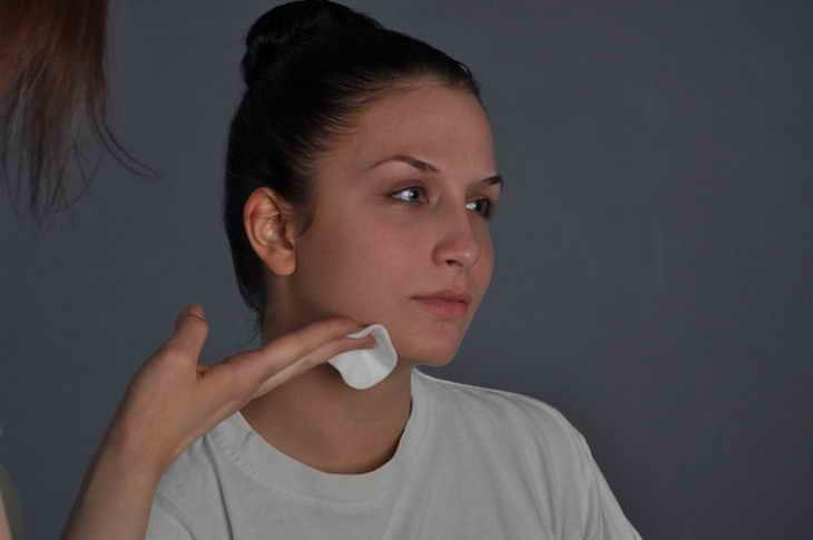 макияж глаз смоки айс пошаговое фото