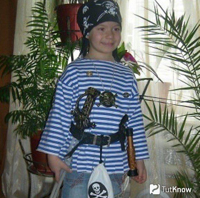 Мальчик-пират