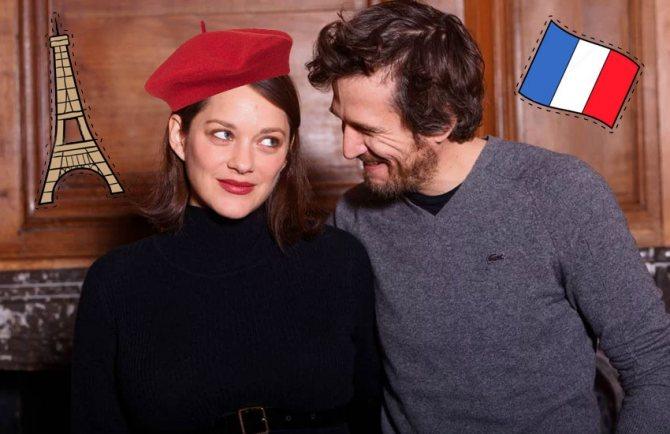 марион котийяр гийом кане франция любовь брак романтика