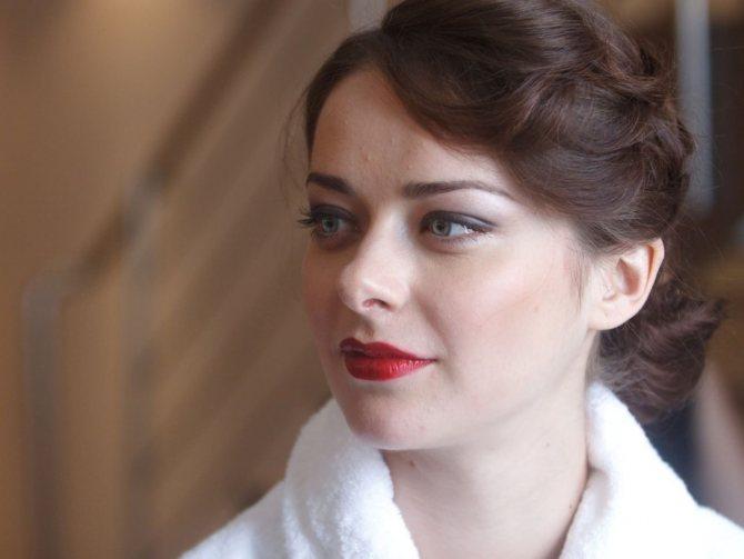 Мария Александрова актриса