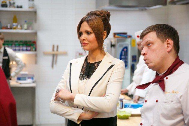 Мария Горбань приобрела широкую популярность благодаря роли в сериале «Кухня»