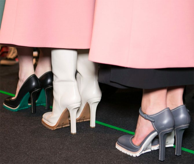 Marni женская обувь