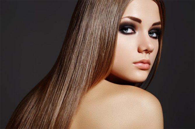 Маска для утяжеления и гладкости волос рецепт
