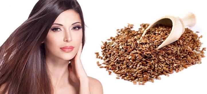 маска для волос из семян льна в домашних условиях рецепты