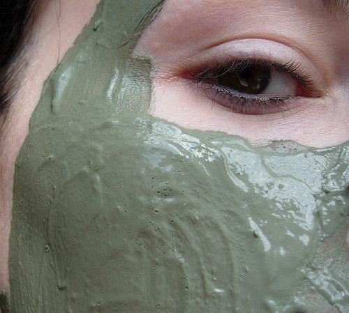 маска из глины Средства для снятия макияжа