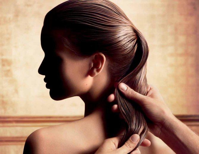 Маска с кератином в домашних условиях поможет восстановить поврежденные волосы