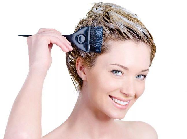 Маски для мелированных волос