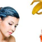 Маски для волос с бананом