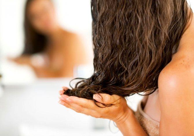Маски для волос с добавлением хозяйственного мыла