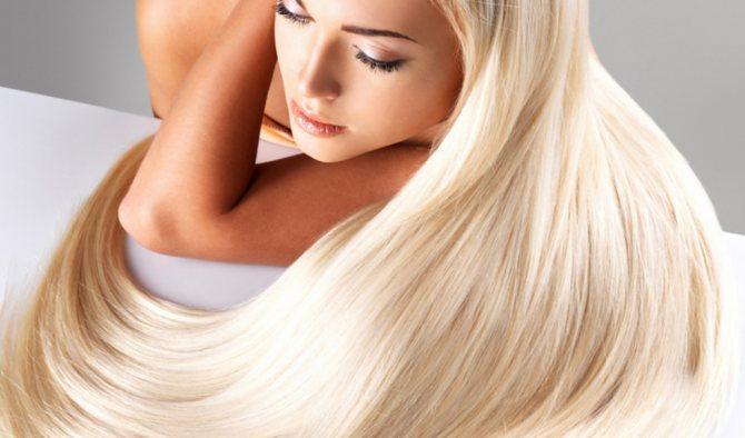 Маски для волос с оттеночным эффектом