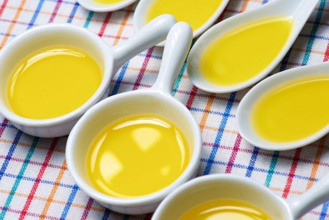 Масла холодного отжима полезны в небольших дозах