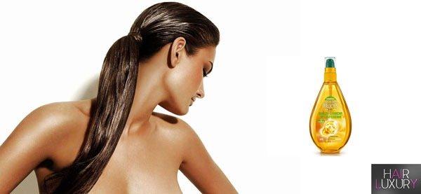 Масло для волос Гарньер: отзывы, фото