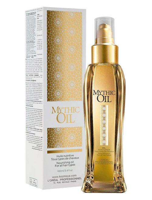Масло для волос L'Oreal Professionnel Mystic Oil фото № 11