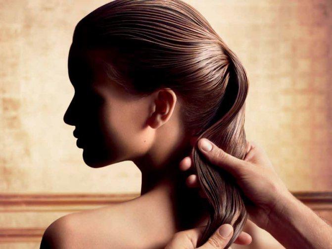 Масло репейника способно проникать глубоко в структуру волоса