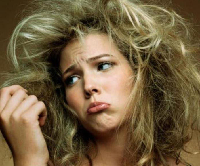 масло утяжеляющие волосы