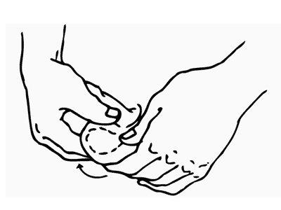 массаж яичек для повышения потенции