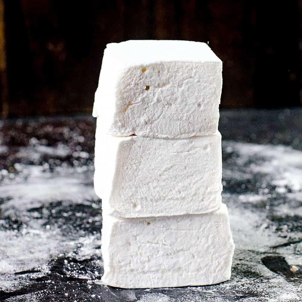 мастика с добавлением маршмеллоу
