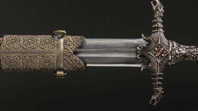 Мечи из «Игры престолов»