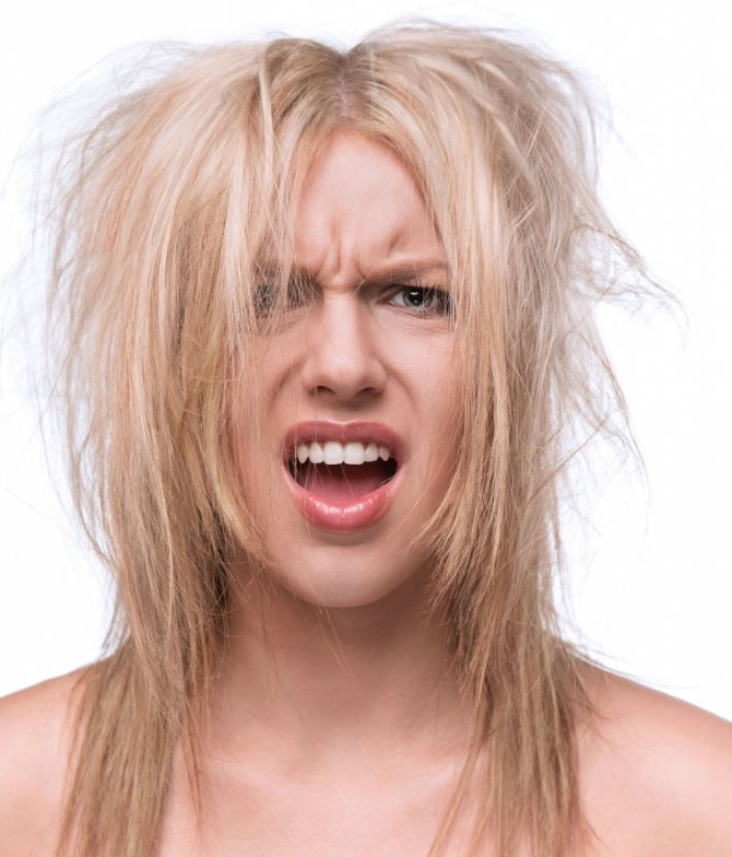 Мифы о расчесывании волос