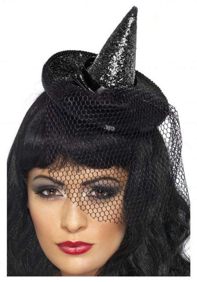 Миниатюрная шляпа для дополнит ваш сказочный персонаж