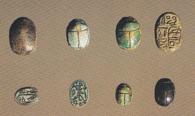 Мистические жуки-скарабеи — египетский символ возрождения, фото № 1