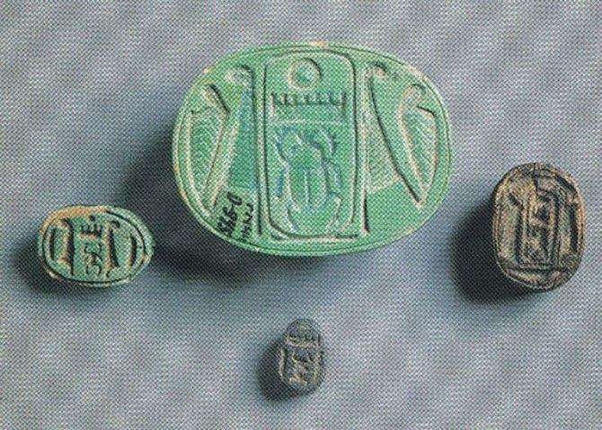 Мистические жуки-скарабеи — египетский символ возрождения, фото № 4