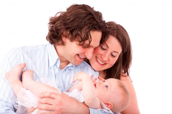 Многие женщины спят и видят, как у них появится дочь