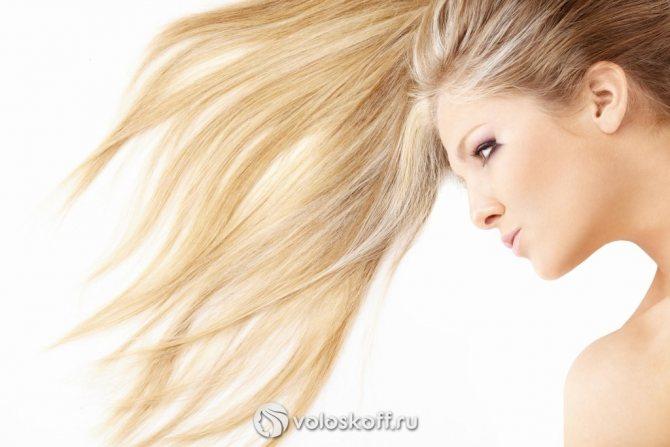 Множество натуральных средств способных помочь осветлить волосы