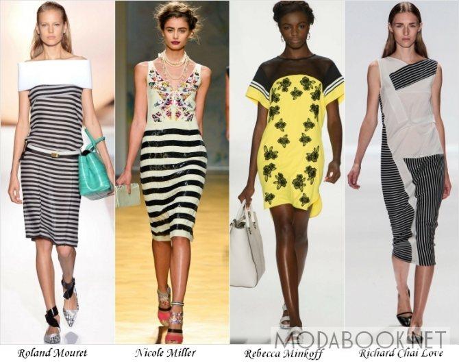 Мода лета 2014 года