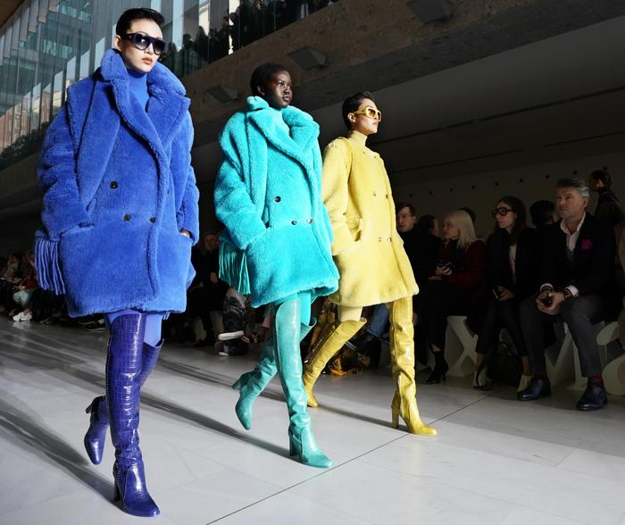 мода осень 2020 зима 2020 модные тенденции и цвета