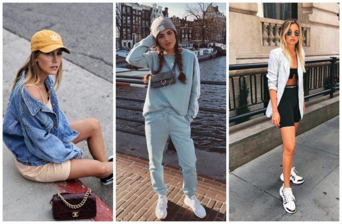 Мода подростков