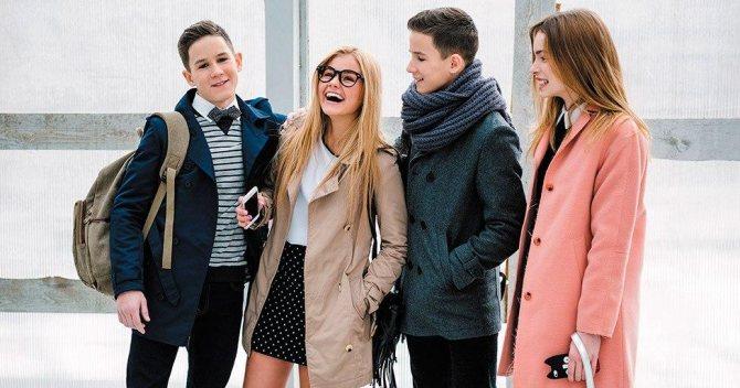 Модная и стильная одежда для подростков и современные тенденции 2020 года