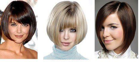 Модная стрижка боб 2020 для коротких волос