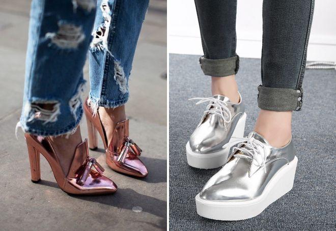 модная весенняя обувь 2017