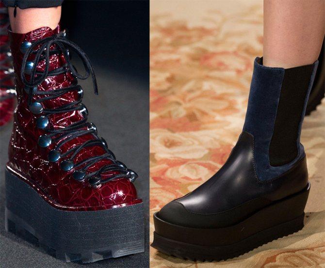 Модная женская обувь 2015-2016 самая полная подборка